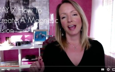 {Video Day 7} How To Create A Magnetic Vision
