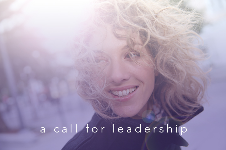 A Call For Leadership