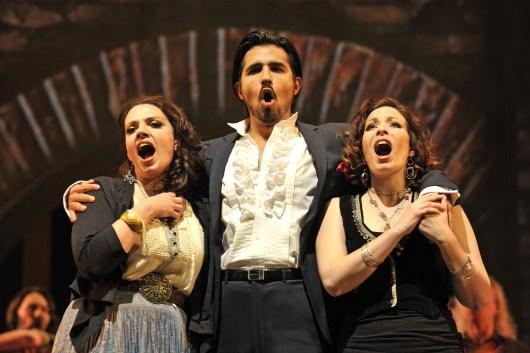 Opéra de Québec - Mercédès / Carmen 2018