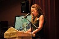 Présentation des artistes exposants lors du vernissage de l'Internation'Art 2011