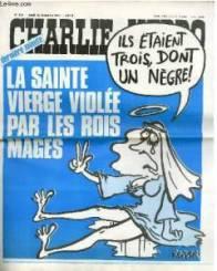 Charlie Hebdo - viol de vierge