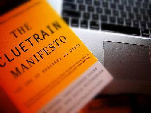 the-cluetrain-manifesto