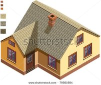 stock-vector-isometric-cottage-with-examples-of-the-patterns-the-series-of-the-isometric-vehicles-houses-79561984