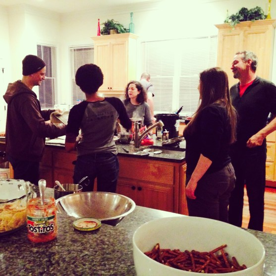 In the Kitchen with TDIV