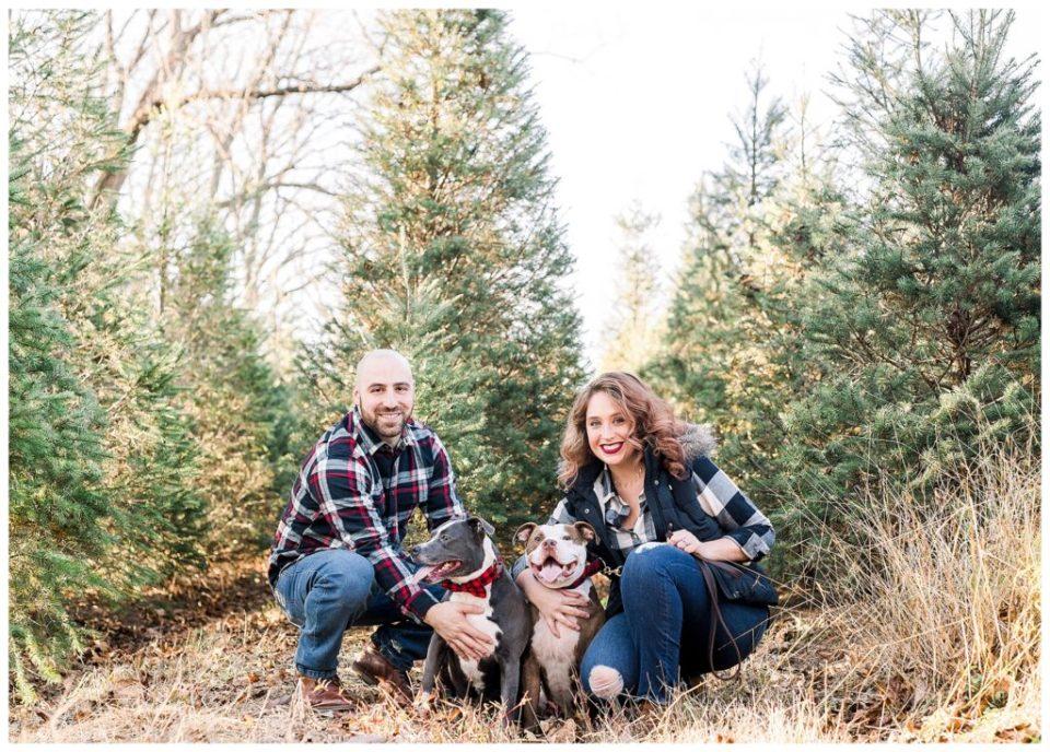 Landis Tree Farm Family Session | Caroline Morris Photography