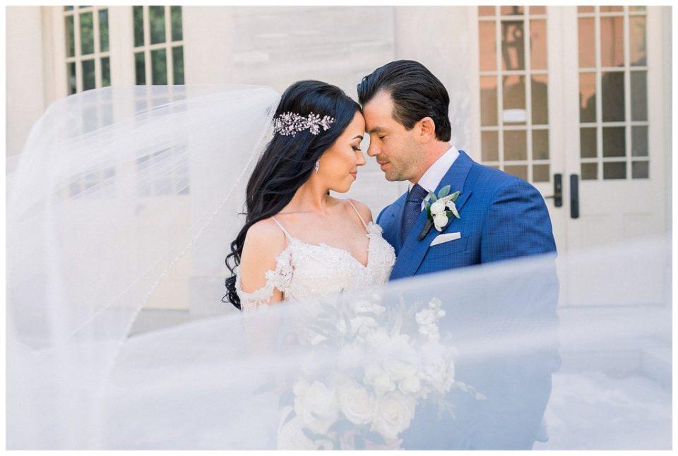 Ben Franklin Ballroom wedding in Philadelphia, PA
