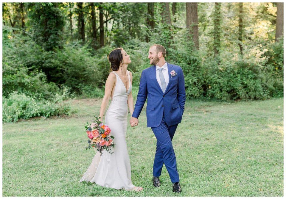 Anthony Wayne House Wedding | Caroline Morris Photography
