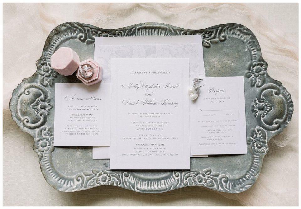 Glen Oak Country Club Wedding   Caroline Morris Photography