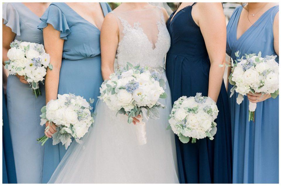 Crystal Tea Room Wedding | Caroline Morris Photography