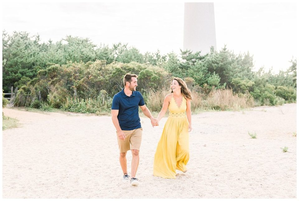 Long Beach Island Engagement | Caroline Morris Photography