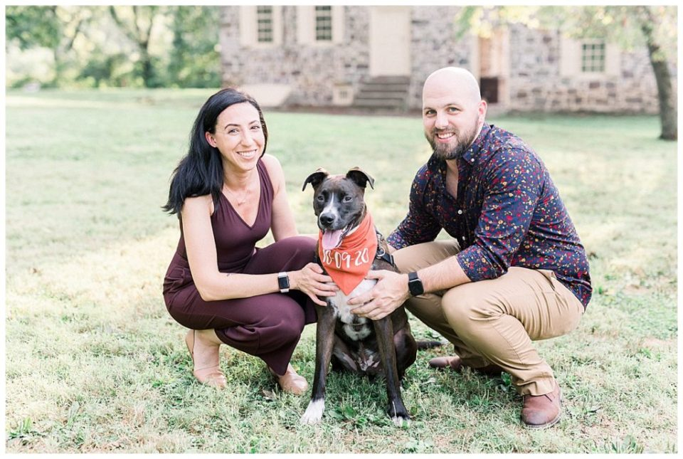 Valley Forge Park Engagement