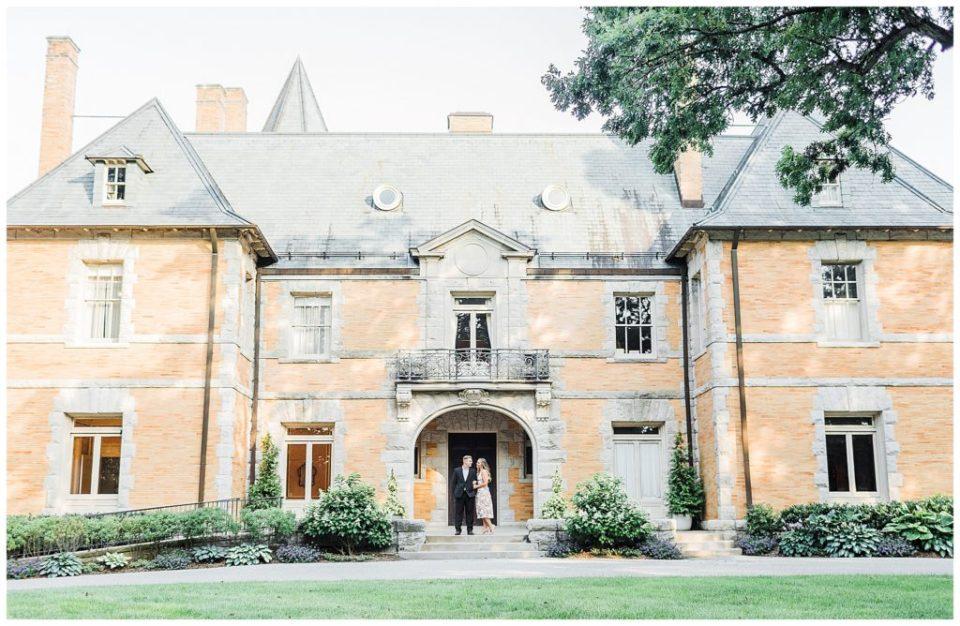 Cairnwood Estate Engagement | Caroline Morris Photography