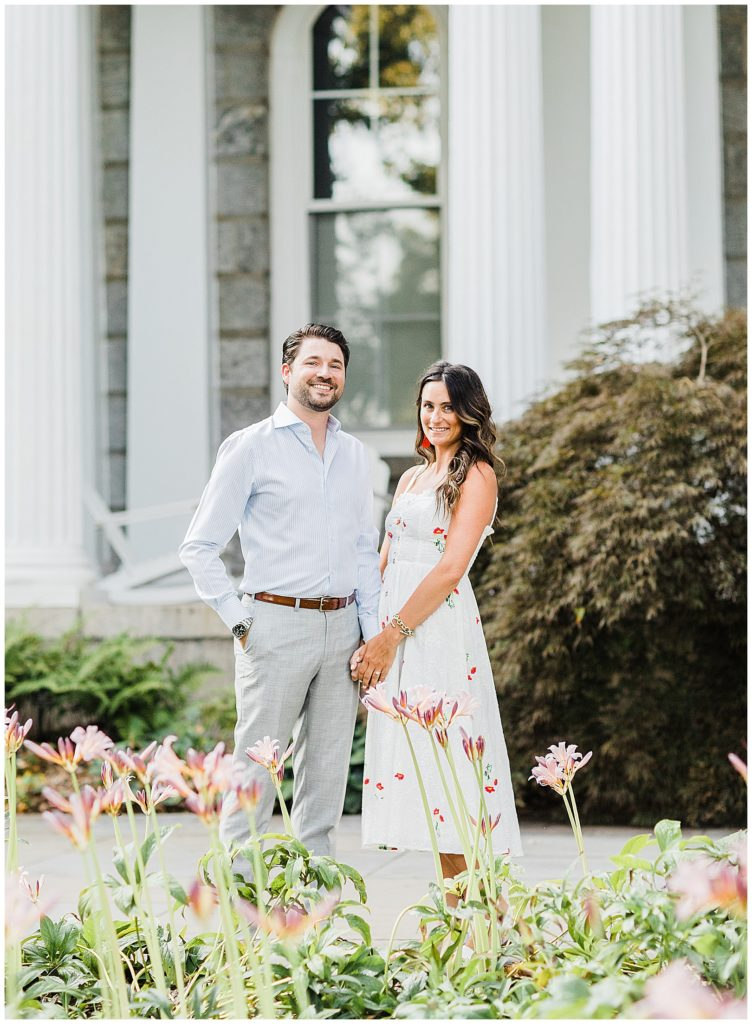Swarthmore College Engagement Session