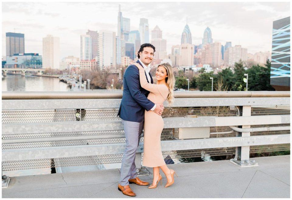 Philadelphia Engagement |Caroline Morris Photography