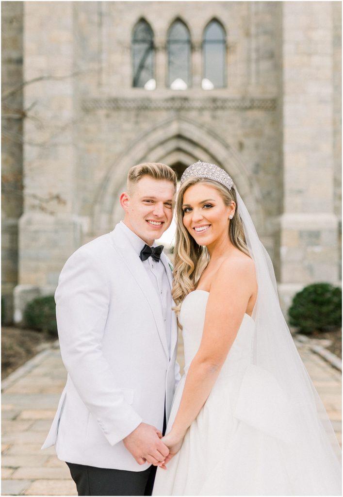 Bryn Athyn Cathedral Wedding | Warren + Taylor