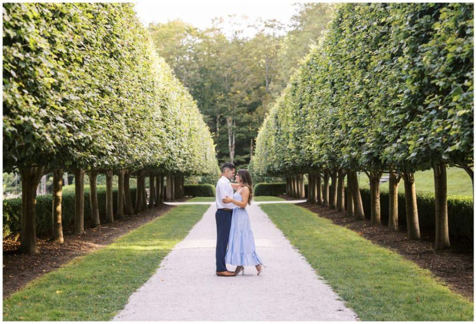 The Mount Engagement   Caroline Morris Photography