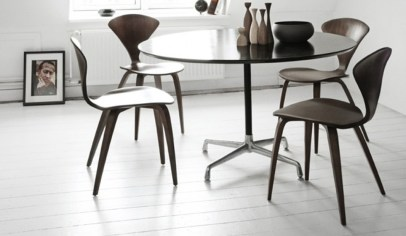 norman cherner - chair side chair