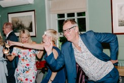 Candid wedding photography in Hampshire