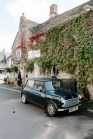 Mini Cooper in the Cotswolds