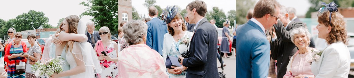 Natural wedding photography in Harpenden