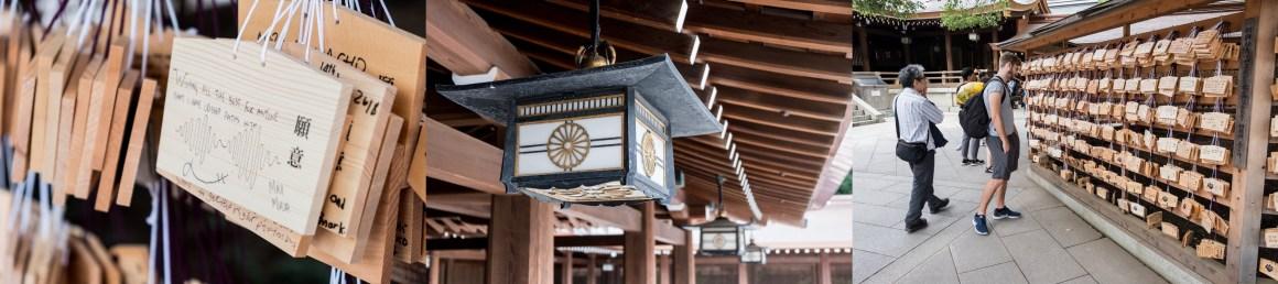 A day in Harajuku - Meiji Shrine in Tokyo