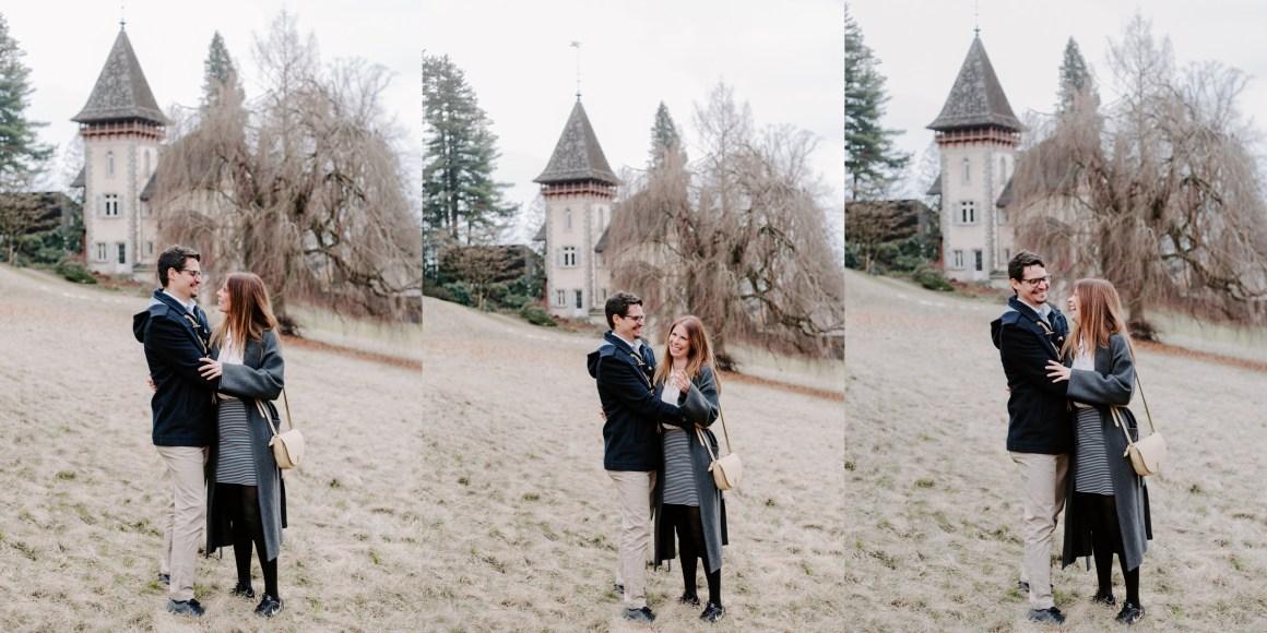 Lucerne engagement shoot