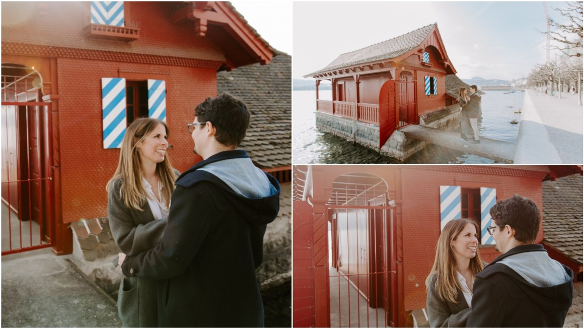 Lucerne destination engagement photography