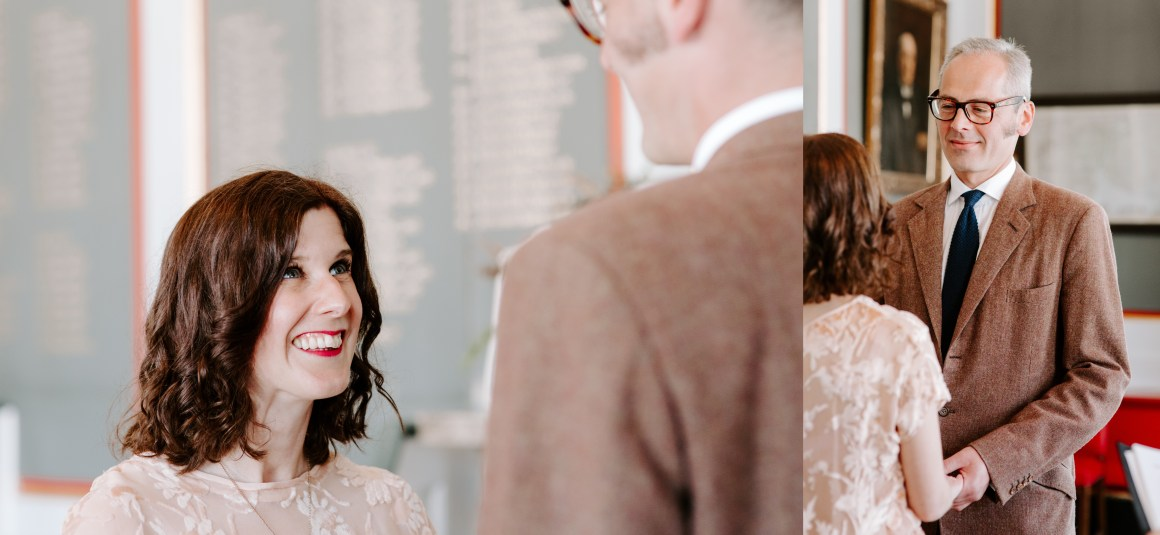 East Sussex elopement at Rye Town Hall