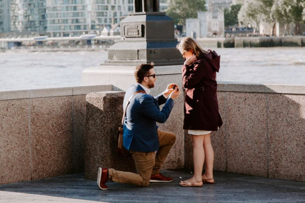 London Proposal by the Thames
