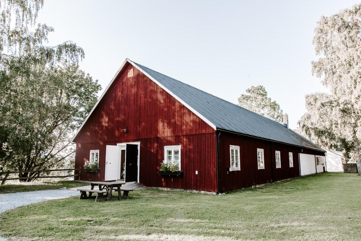 Baldersnas Herrgard wedding reception venue