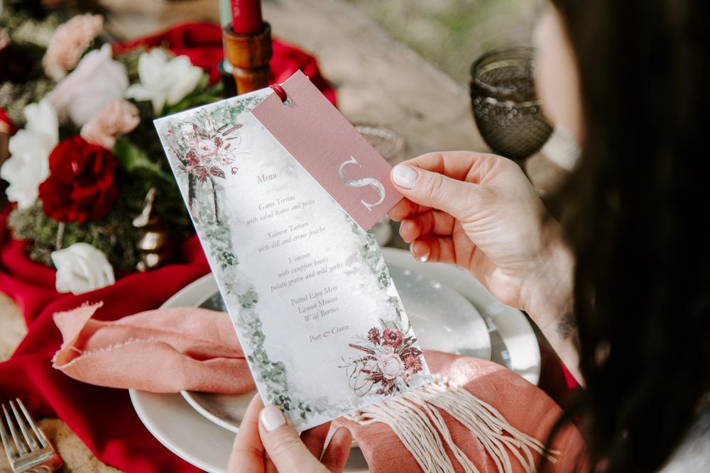 Wedding stationery in Essex