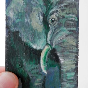 ACEOs - miniature paintings and prints