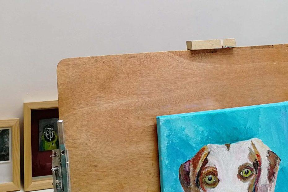 Art Studio of Caroline Skinner, Animal Artist