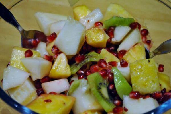 Fabulous Fresh Fruit Salad