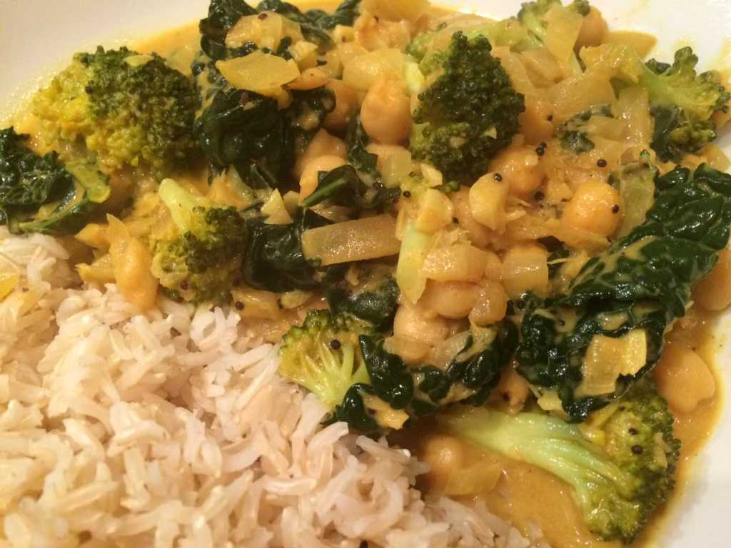 Keralan Coconut Curry