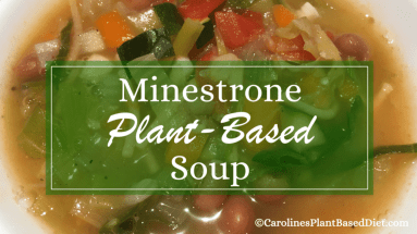 Plant-Based Minestrone Soup