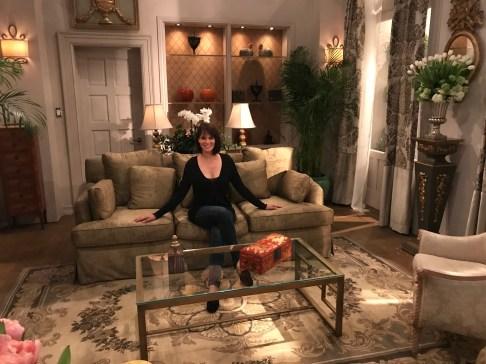 """In """"Paris"""" - Stage 31 at CBS Studios"""