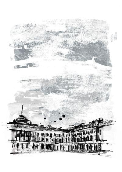 Travel Illustration – London Illustrated