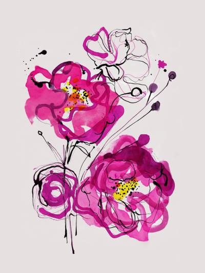 Florals – Illustrating Spring's Arrival