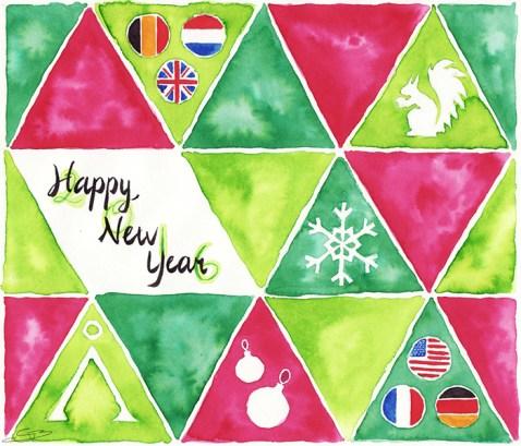 Holidays Card 2015 - DIPS
