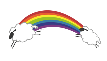Day 02: Sheep & Rainbows