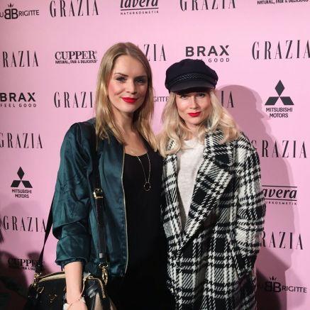 Grazia Pop Up Breakfast mit Julia von stylingliebe