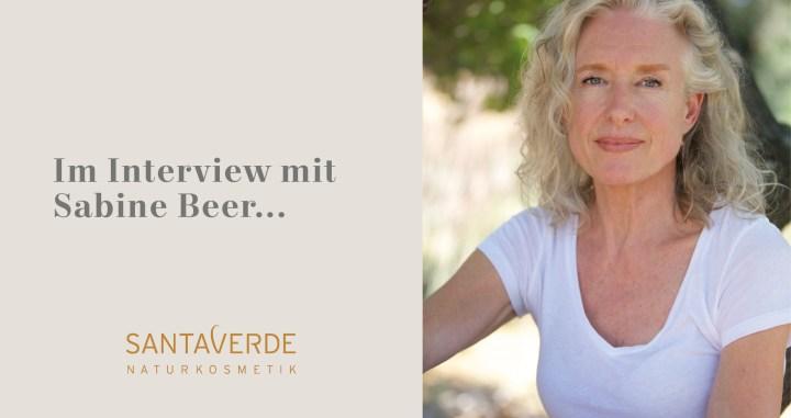 Im Interview mit Sabine Beer von Santaverde