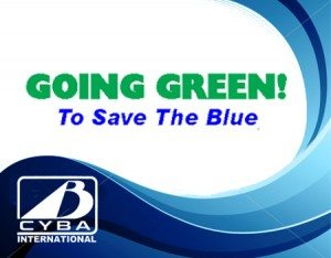 Going Green to Save the Blue