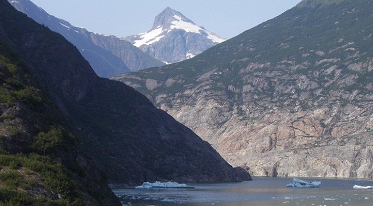 Fjords and glaciers are some of Alaska's scenic wonders
