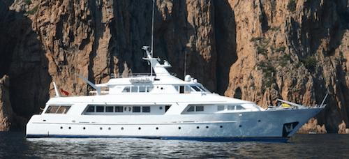 Main Shot 113 ft STAR OF THE SEA catamaran sleeps 12