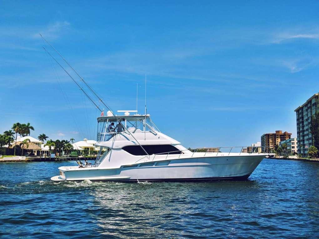 60ft Hatteras Sportfish M-Y Maverick in Florida