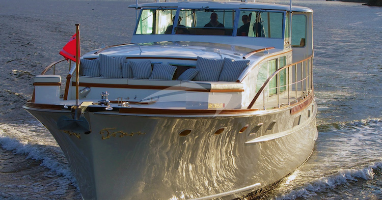Somerset 58ft Trumpy Motor Yacht Operating in the Bahamas and the North America