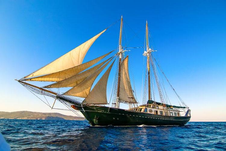 Arktos 112ft Basimakopoulos sailing yacht