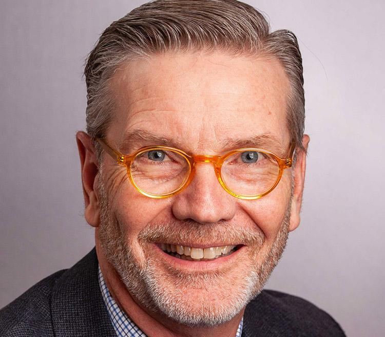 Headshot of Martin Trice, COO of CKYCI